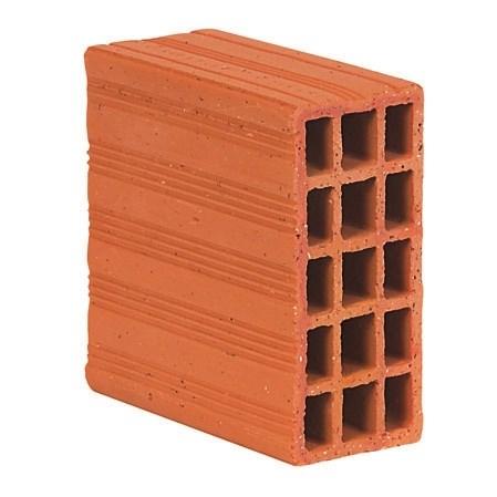 Horizontal Perforated Bricks | 19x19x8,5