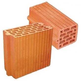 Vertical Perforated Bricks | 24x11,5x23,5