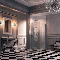 Duş Kabini/Design victorian