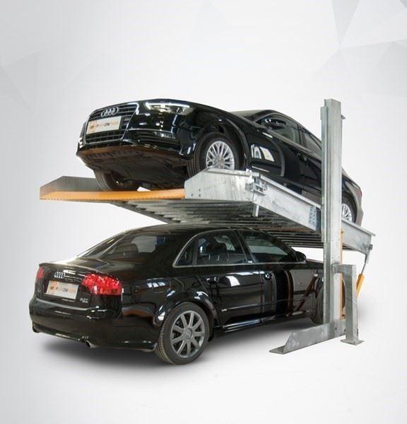 Yarı Otomatik Otopark Sistemi/Maxi