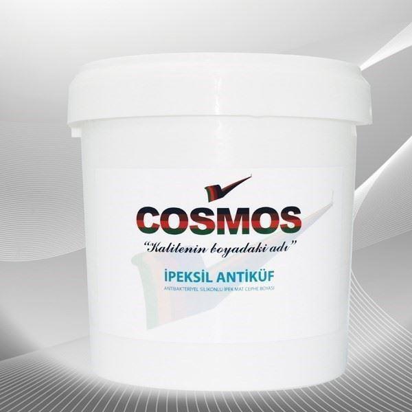Antibakteriyel, Antiküf Boya/Cosmos-İpeksil Antiküf
