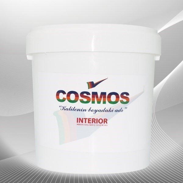 Mat İç Cephe Boyası/Cosmos-Interior