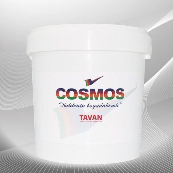 Mat Tavan Boyası/Cosmos-Tavan