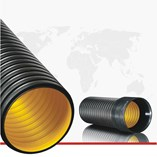 Duramax Corrugated Piping Systems - HDPE & PP - 1