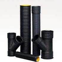 Duramax Corrugated Piping Systems - HDPE & PP