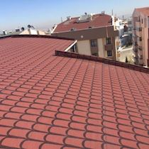 Textured Roof Proofing Membranes