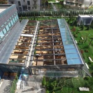 Libart - Polenez Grill Teleskobik Çatı Pencereleri