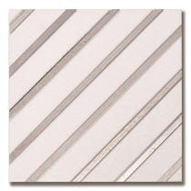 AKDO MOZAİK Luminous | Beam Thassos (H) w/Silver