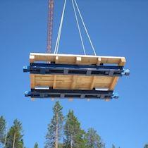 SPL 120/140/160 Shaft Platform