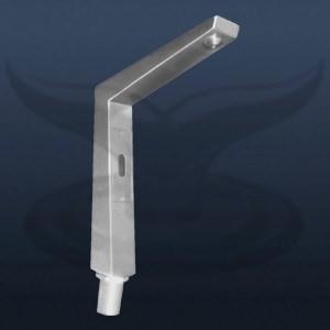 Paslanmaz Çelik Fotoselli Sıvı Sabunluk [EN]