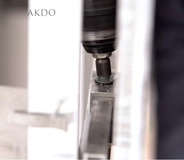 AKDOLAM | Alüminyum Honeycomb - Ankraj ile Uygulama