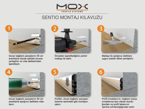 Sentio Montaj Kılavuzu