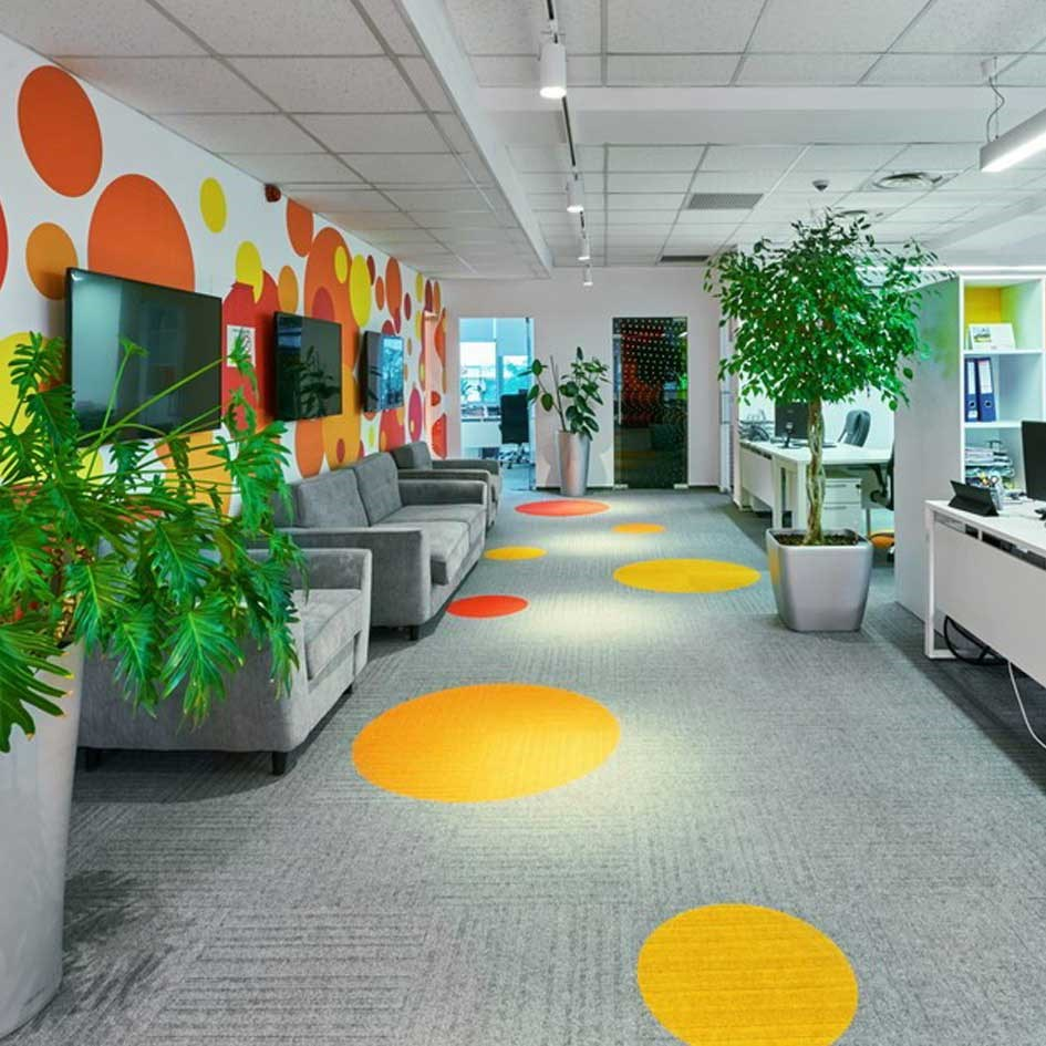 Carpet Tile | Lateral