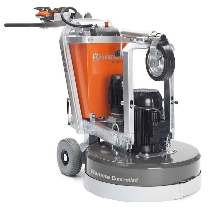 Husqvarna Concrete Polishing Machines