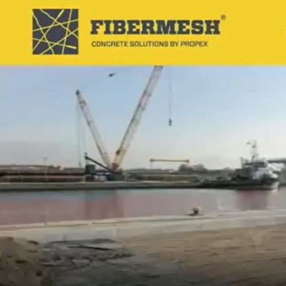 Fibermesh Application