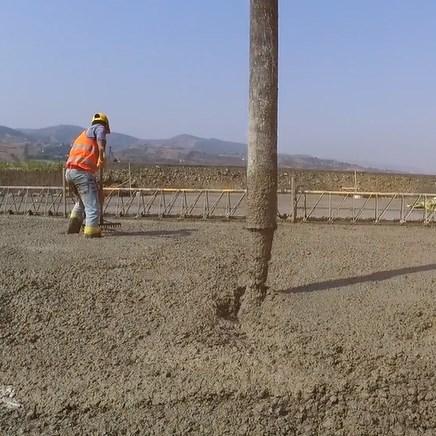 Makrofiber Beton Donatı