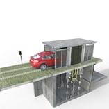 PHP 222C Car Lift - 0