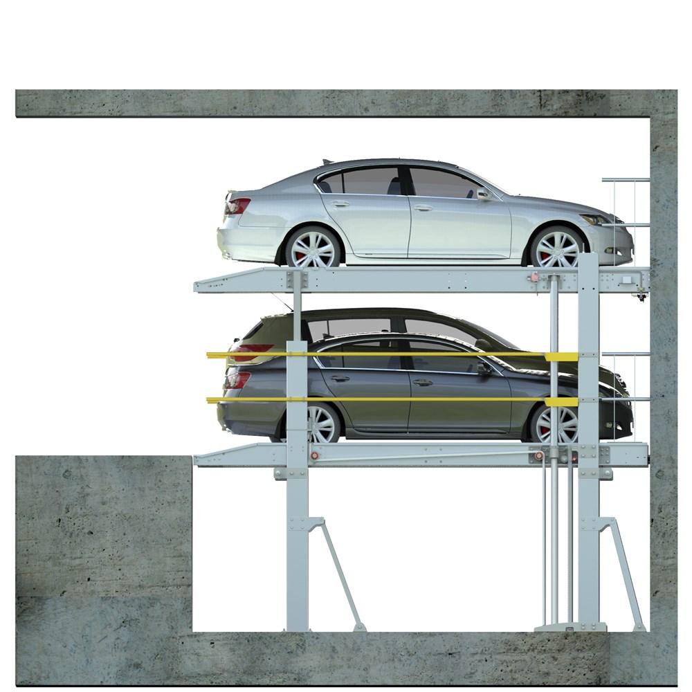 Parkist 22-Car Parking System with Pit - 0