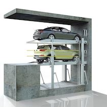 Mechanical Car Parking Systems/PARKIST