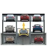 Parkonfor 111-Car Parking System with Pit - 3