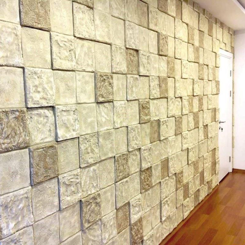 Poliüretan Dekoratif Cephe Kaplama Paneli