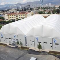 Spor Çadırları | Polygon Serisi