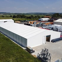 Industry&Trade Tents | S-Line
