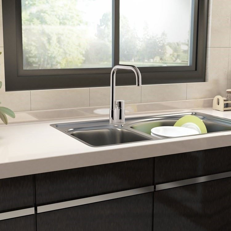 Rondo | Basin Mixer Swivel Spout