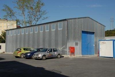 Prefabrike Depo ve Hangar Yapıları
