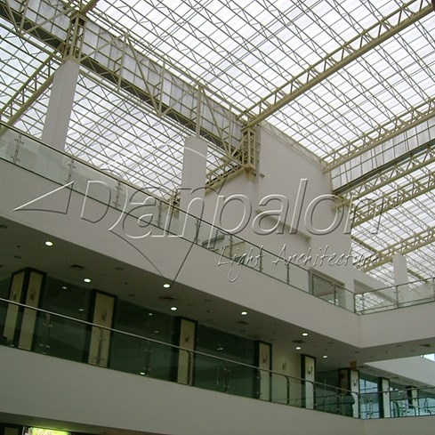 Polycarbonate Roofing System - 10
