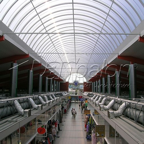 Polycarbonate Roofing System - 2
