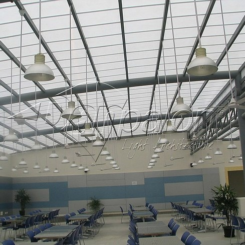 Polycarbonate Roofing System - 5