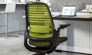 Steelcase    Task Chairs CAD Dosyası