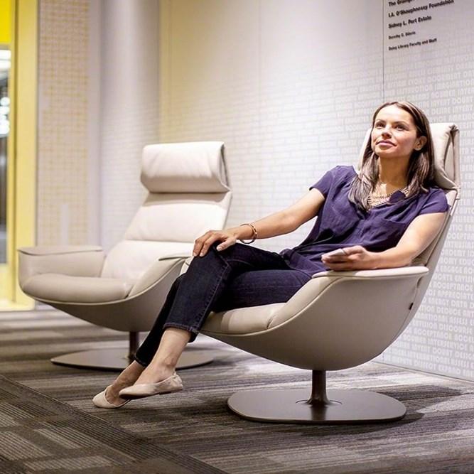 Office Furnitures | Coalesse - Massaud Lounge - 4
