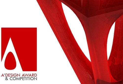A'Design Award&Competition Tasarım Yarışması Altın Ödül