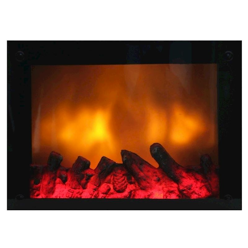 Plasma Fireplace Flame Effect Wood 50 [EN]