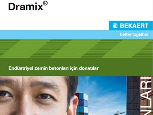 Dramix | Endüstriyel Zemin Betonları İçin Donatılar