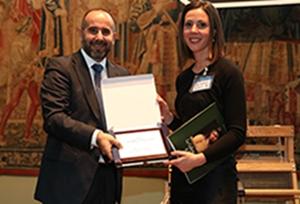 2016 İtalyan Beton Teknolojisi Ödülü (Italian Concrete Technology Award - ICTA)