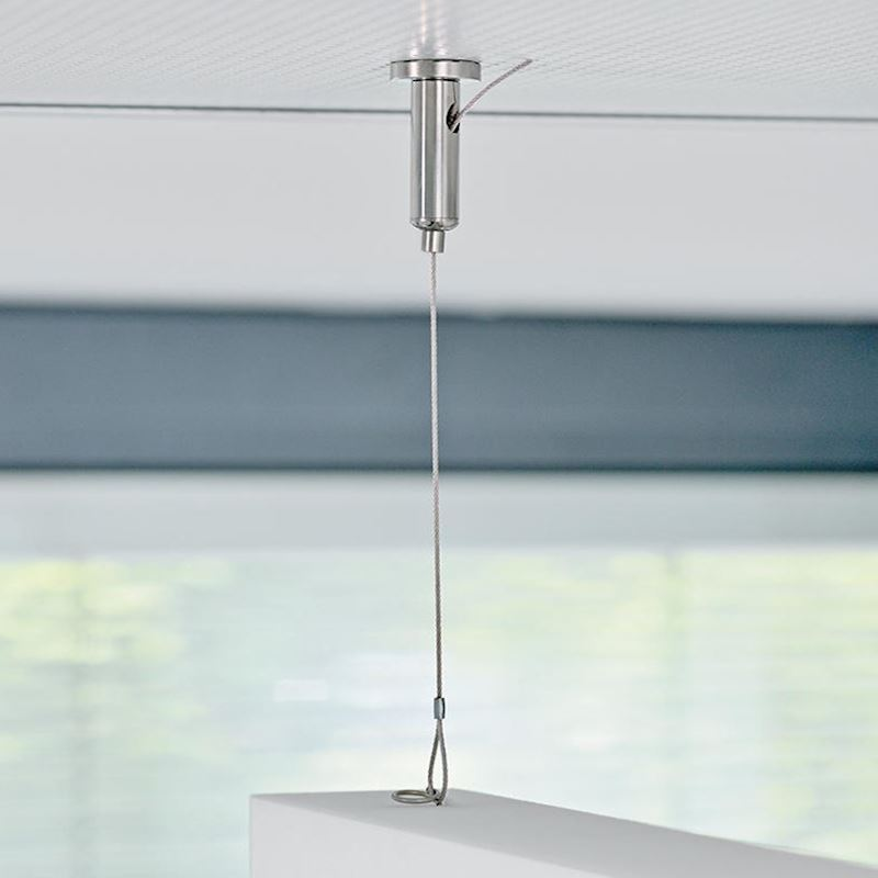 POSILOCK Suspended and Installation System - 5
