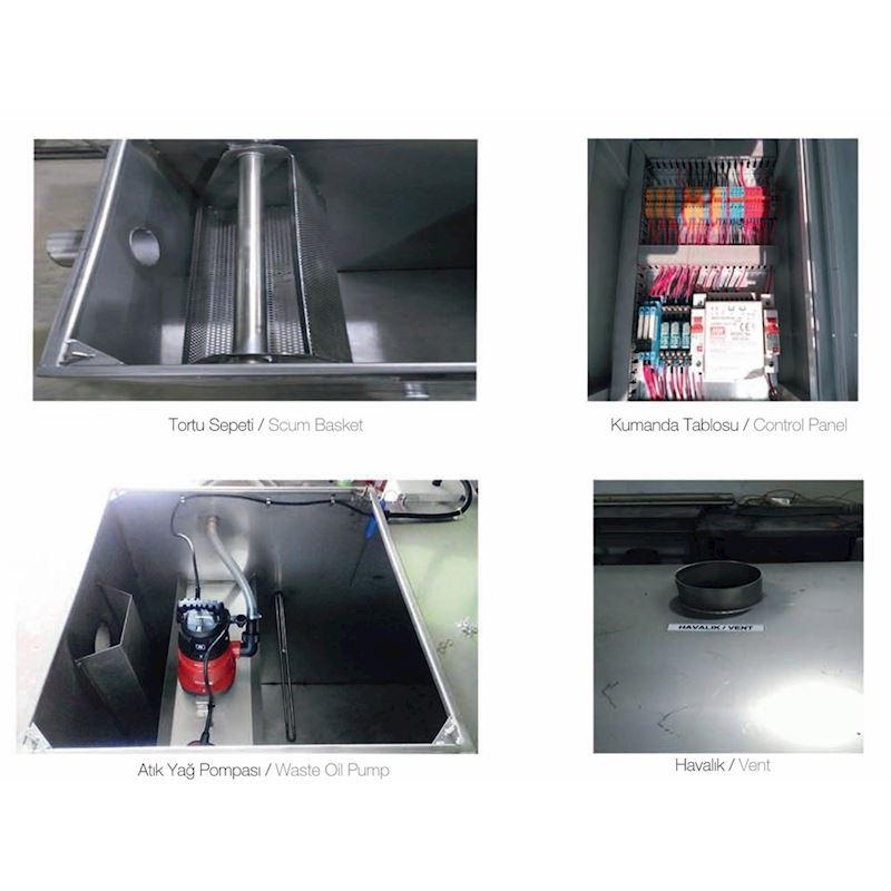 Kitchen Oil Separator | Tayt B Oto - 0
