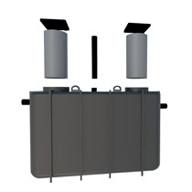 Mutfak Yağ Tutucu | Moto HDPE