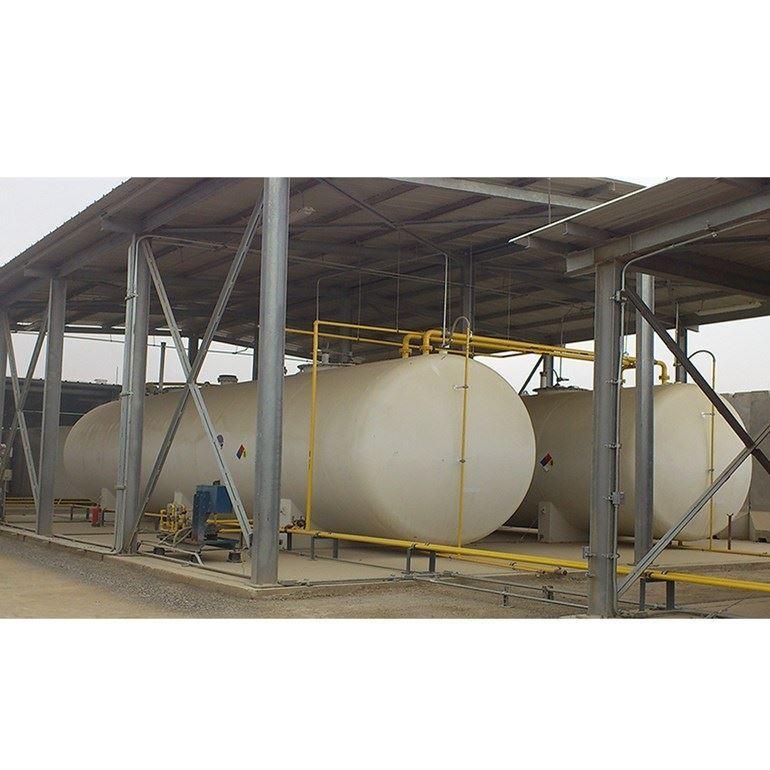Storage tank - 0