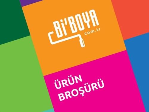 Bi'Boya Ürün Broşürü 2019