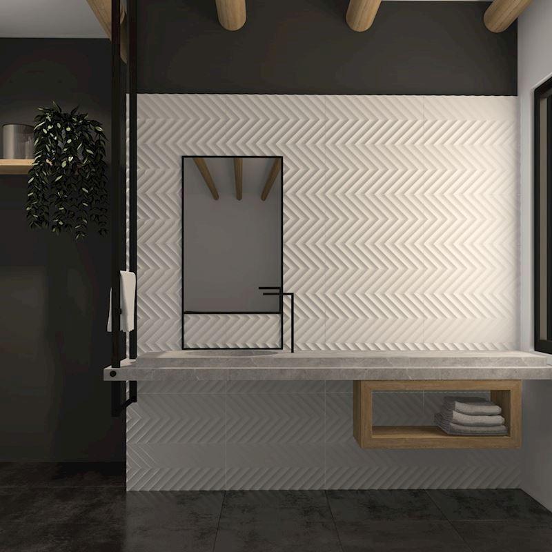 Wall Tiles   Pearl - 8