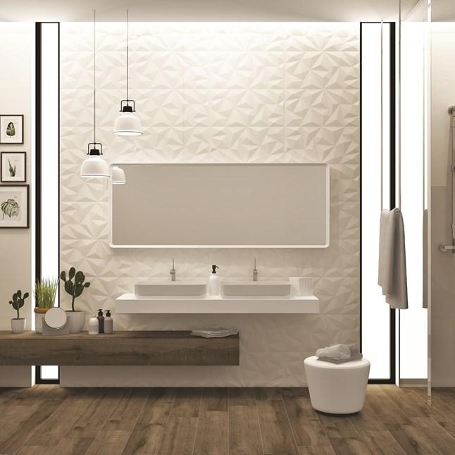 Wall Tiles   Pearl - 7