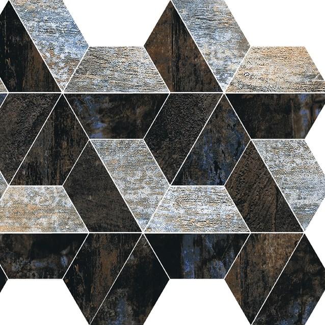 60x38,25 Hexagon Mix