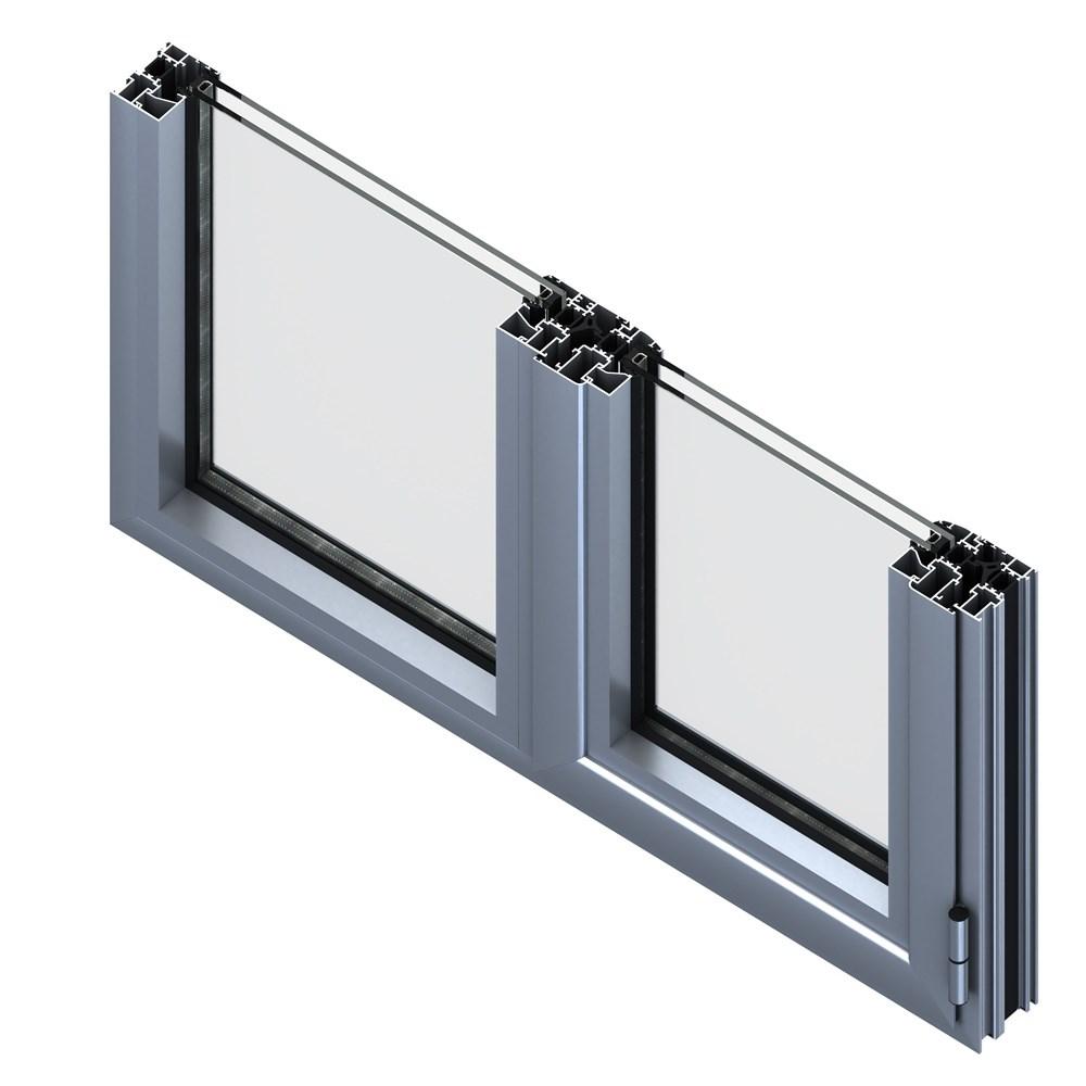 Aluminum Door and Window Systems | ST 70  - 0