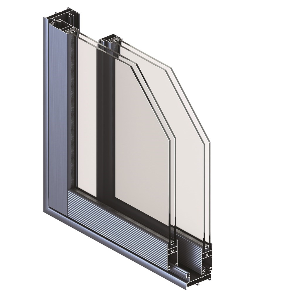 Aluminum Door and Window Systems | Pearl 38