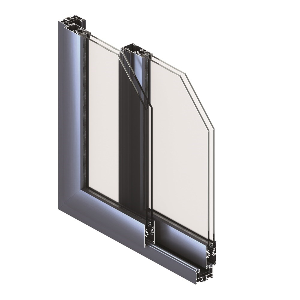 Aluminum Door and Window Systems | S 36 KS