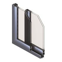 Alüminyum Kapı ve Pencere Sistemleri | S 36 KS